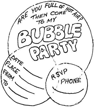 Jean marzollo author of i spy birthday party book balloons and bubbles party invitation filmwisefo