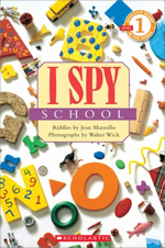 I SPY School by Jean Marzollo