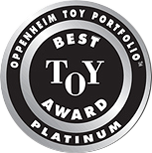 Oppenheim Toy Portfolio Platinum Toy Award