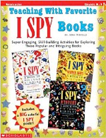 Teaching With I SPY Books