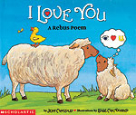 I Love You: A Rebus Book