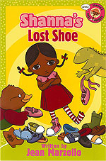 Shanna's Lost Shoe