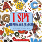 I SPYLetters