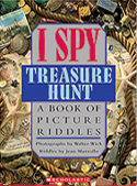 I SPY Ttreasure Hunt