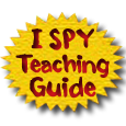 I SPY teaching guide